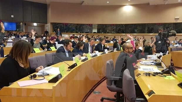 Resalta prensa britanica perspectivas de comercio entre Vietnam y la Union Europea hinh anh 1