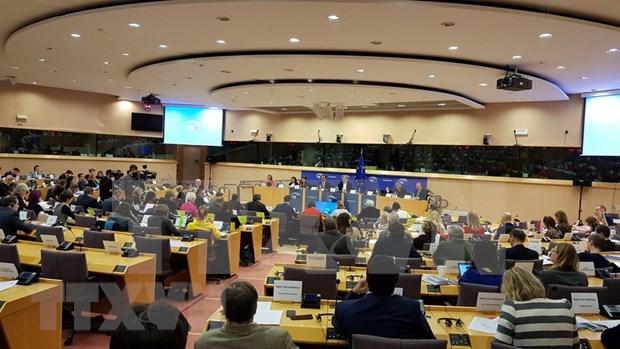 UE concede importancia a nexos de asociacion de cooperacion integral con Vietnam hinh anh 1