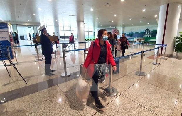 Vietnam se empena en prevenir la epidemia de neumonia aguda de China hinh anh 1