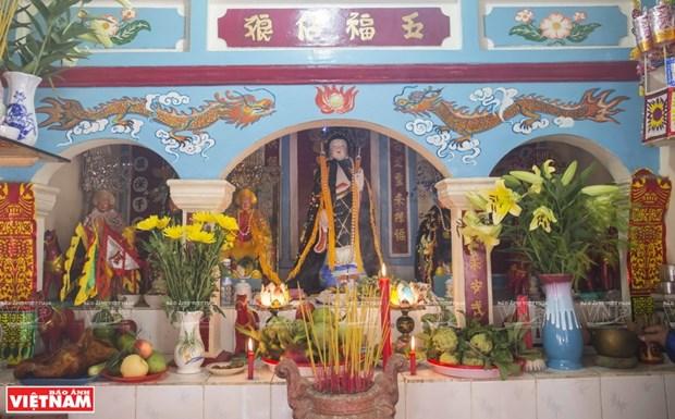 Teatro folclorico del sur en Mieu Ba hinh anh 1