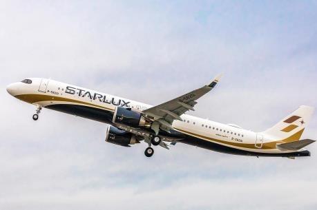 Inauguran otra ruta aerea entre Taiwan y Da Nang hinh anh 1
