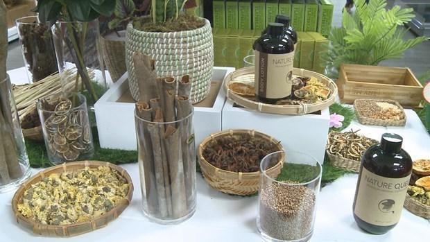 Productos cosmeticos organicos vietnamitas conquistan mercado britanico hinh anh 1