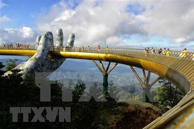 Aumentan turistas foraneos a ciudad vietnamita de Da Nang en Ano Nuevo Lunar hinh anh 1