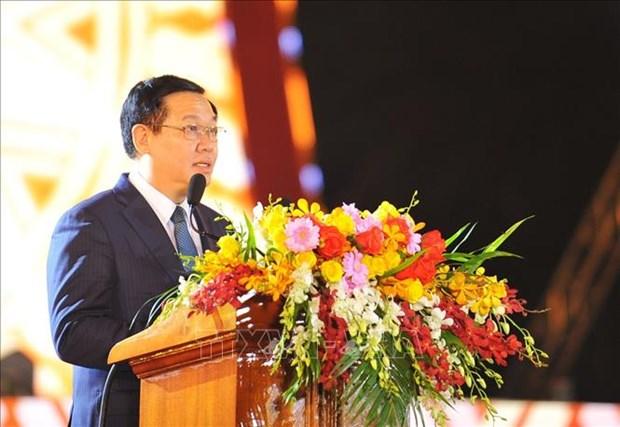 El sueno de un Vietnam poderoso y prospero se hara realidad, afirma vicepremier hinh anh 1