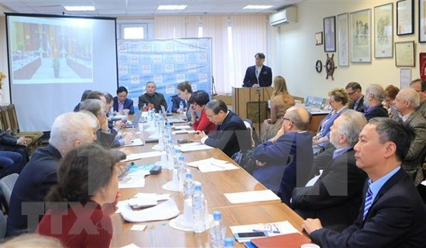 Experto ruso destaca el papel directivo del Partido Comunista de Vietnam hinh anh 1