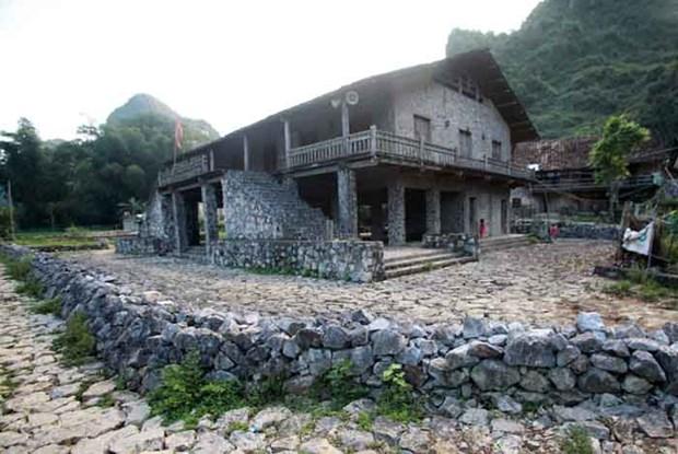 Aldea de piedra de Khuoi Ky, reserva de valores espirituales en norte de Vietnam hinh anh 1