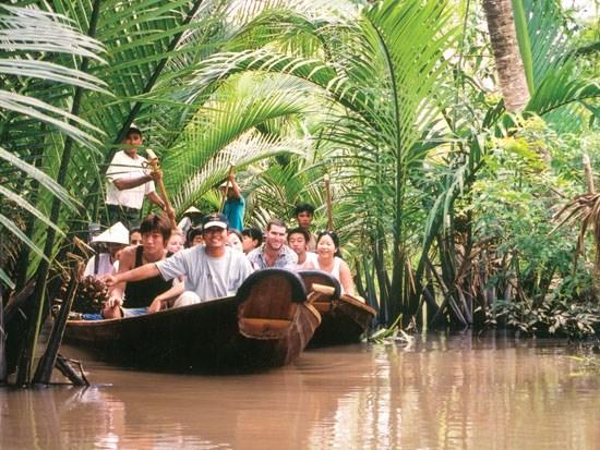 Turismo fluvial, servicio potencial de ciudad vietnamita de Can Tho hinh anh 1