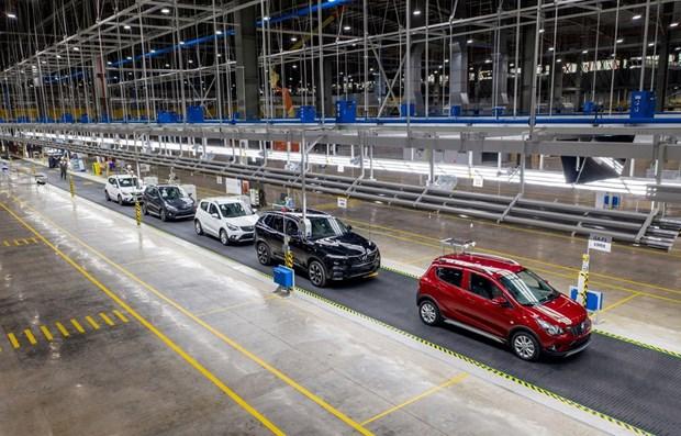 Lanzara VinFast nuevos modelos de automoviles en 2020 hinh anh 1