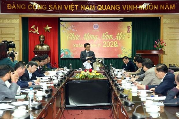 Mantiene Vietnam alerta mas alta que nivel recomendadado de OMS sobre coronavirus hinh anh 1