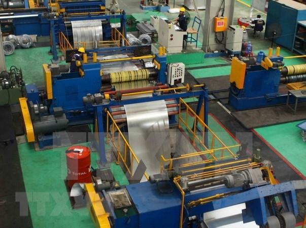 Sector de acero de Vietnam crecera hasta un ocho por ciento en 2020 hinh anh 1