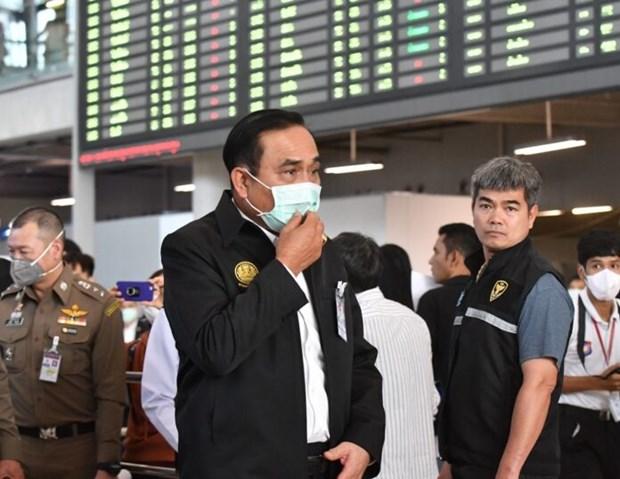 Alquilara Tailandia aviones comerciales para evacuar sus ciudadanos de Wuhan hinh anh 1