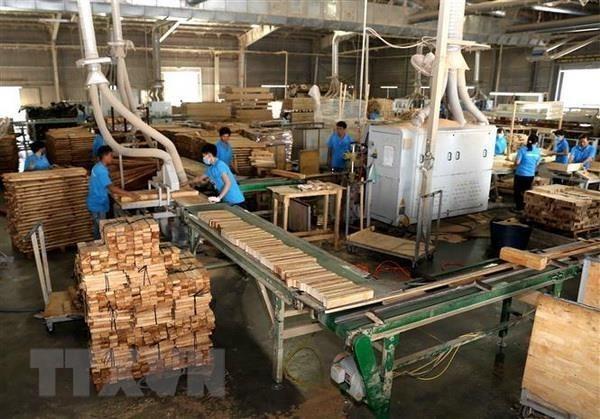 Reduce produccion industrial de Vietnam en enero de 2020 hinh anh 1