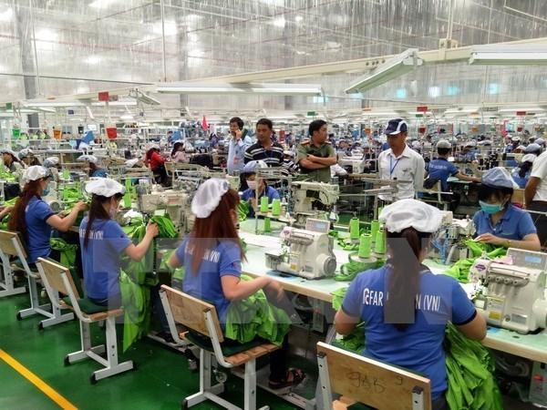 Cuadruplican IED en nuevos proyectos atraidos por Vietnam en enero hinh anh 1