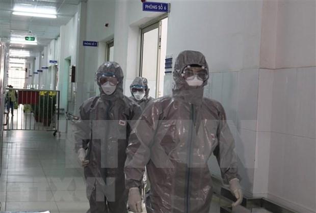 Establecen en Vietnam 45 grupos de respuesta rapida para impedir propagacion de coronavirus hinh anh 1