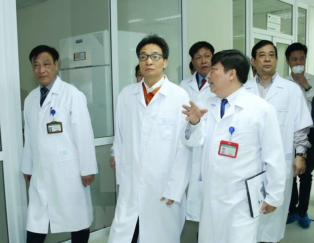 Establece Vietnam Direccion Nacional de lucha contra neumonia aguda por nCoV hinh anh 1