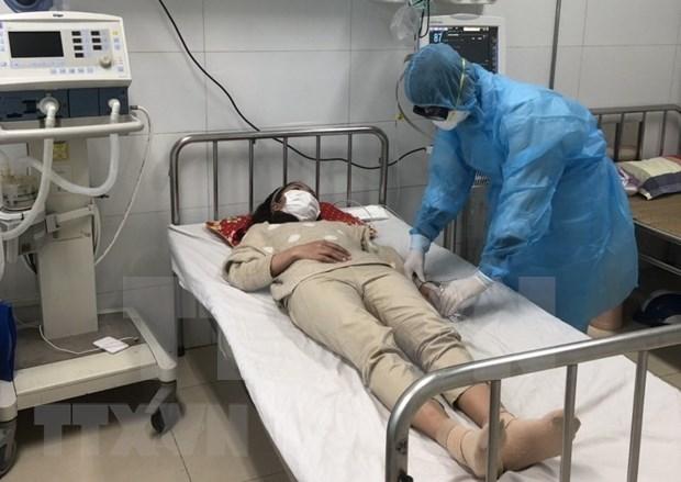 Vietnam detecta otros tres casos contagiados por coronavirus hinh anh 1