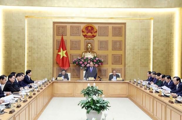 Vietnam mantiene bajo el control la situacion ante propagacion de coronavirus por el mundo hinh anh 1