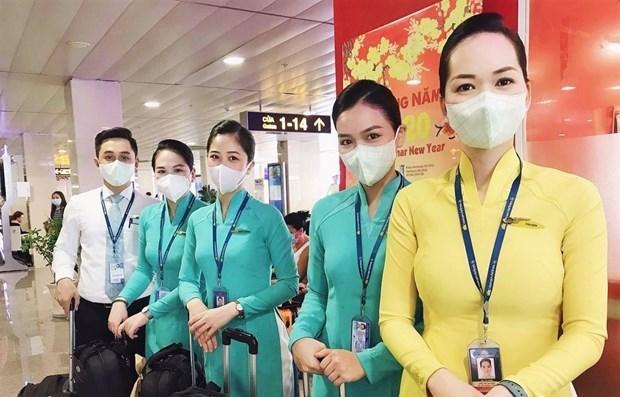 Hanoi dejara de recibir a viajeros de areas afectadas de coronavirus hinh anh 1