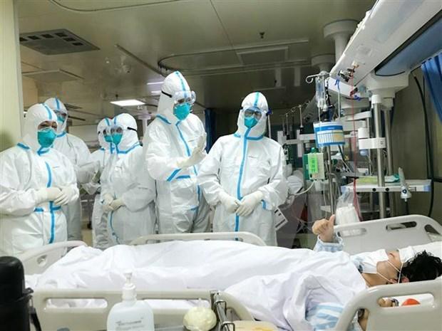 Reportan primera victima vietnamita de coronavirus en China hinh anh 1