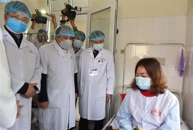 Ministerio de Salud insta a mantener tranquilo ante el coronavirus hinh anh 1