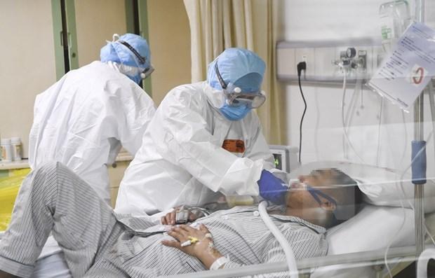 Confirma Filipinas la primera muerte por nuevo coronavirus fuera de China hinh anh 1
