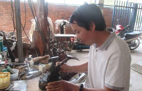 Aplican tecnologias avanzadas en oficios tradicionales de Vietnam hinh anh 1