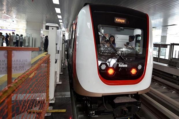 Indonesia contara con nuevo tren ligero en Bali hinh anh 1