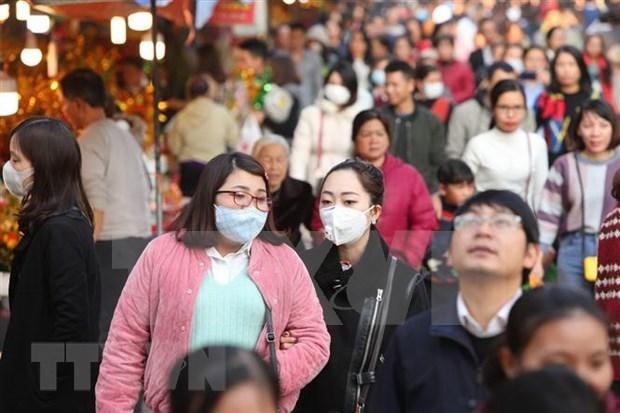 Suspende Vietnam fiestas primaverales en zonas infectadas por coronavirus hinh anh 1