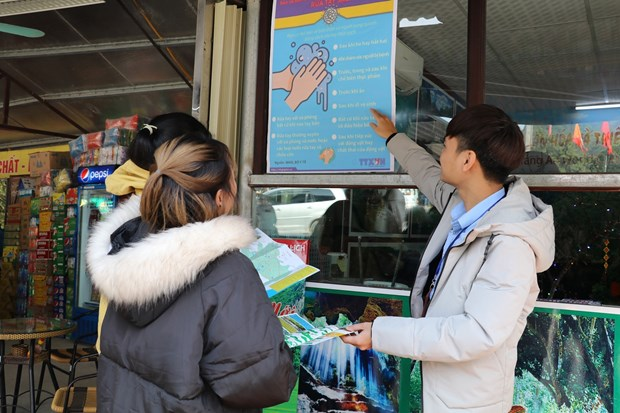 Sector turistico de Vietnam controla impacto del coronavirus hinh anh 1