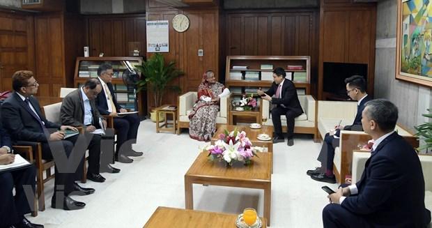Aspira Bangladesh a adquirir experiencias de desarrollo de Vietnam hinh anh 1