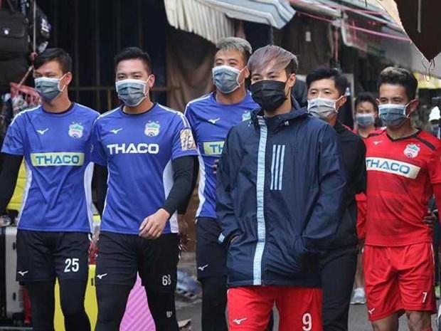 Suspenden en Vietnam actividades deportivas ante brote de coronavirus hinh anh 1