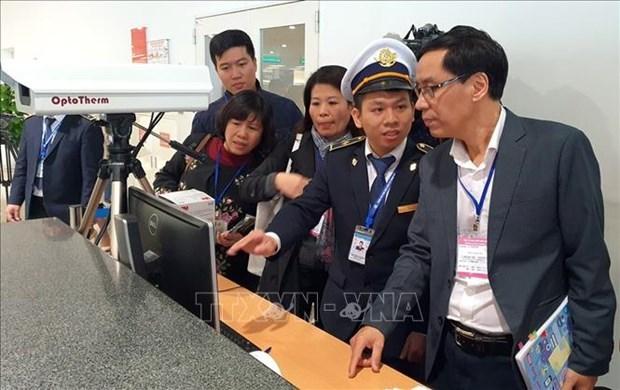 China alerta a Laos tras confirmar nuevo caso de coronavirus en turista hinh anh 1