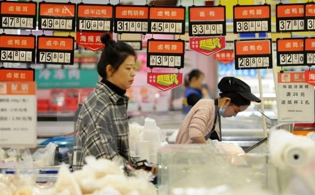 Suspende Indonesia importaciones de alimentos procedentes de China hinh anh 1