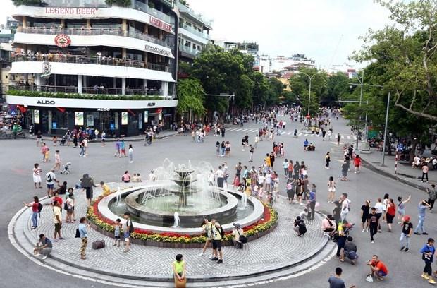 Hanoi suspendera actividades en sitios turisticos por el brote de coronavirus hinh anh 1