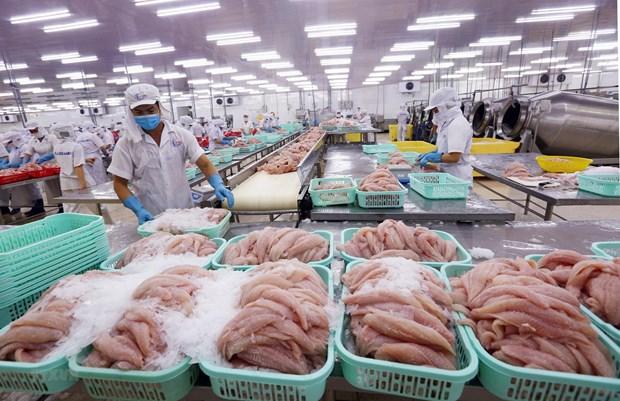 Ingresos por exportaciones de Vietnam disminuyen en enero hinh anh 1