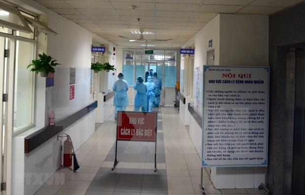 Alistan hospitales vietnamitas para combatir la epidemia del coronavirus hinh anh 1