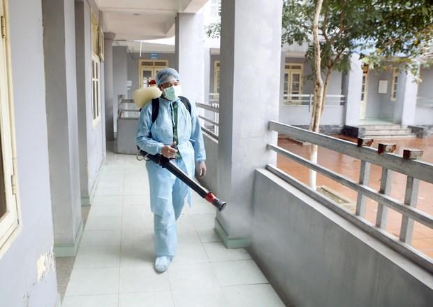 Vicepremier vietnamita insta a la prevencion proactiva contra el coronavirus hinh anh 1