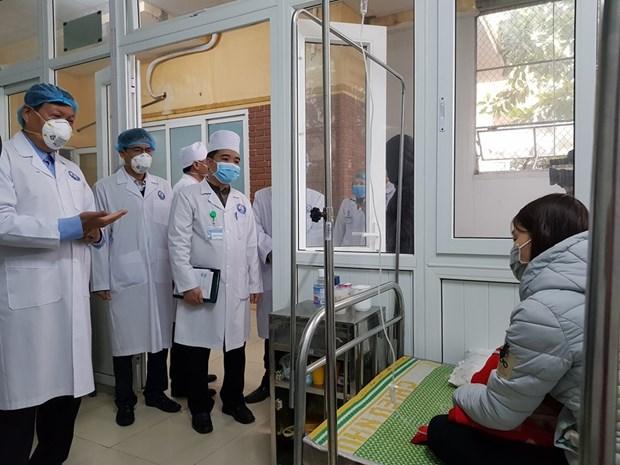 Ministerio de Salud de Vietnam ratifica apoyo a Vinh Phuc en lucha contra el coronavirus hinh anh 1