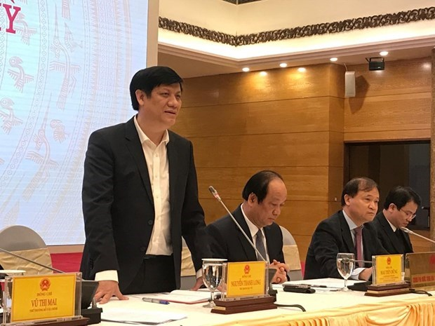 Vietnam ha logrado exito en tratamiento de casos de infeccion por el nCoV hinh anh 1