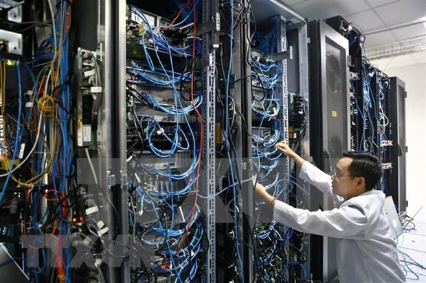 Reprograman reparaciones de cables submarinos de Internet hinh anh 1