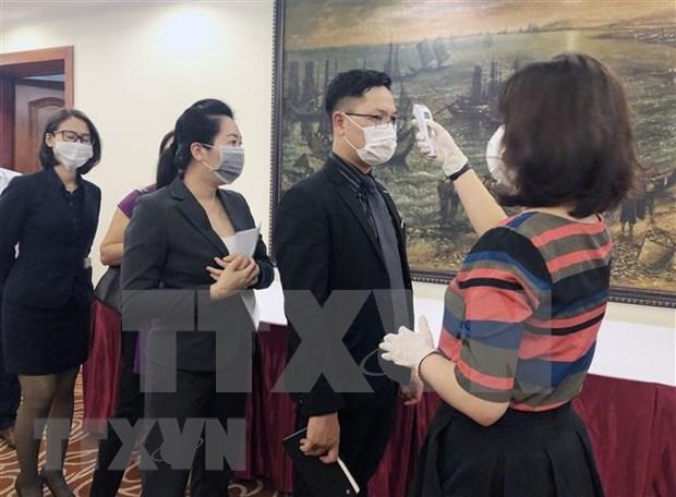 Sector turistico de Ciudad Ho Chi Minh permanece alerta ante amenaza del coronavirus hinh anh 1