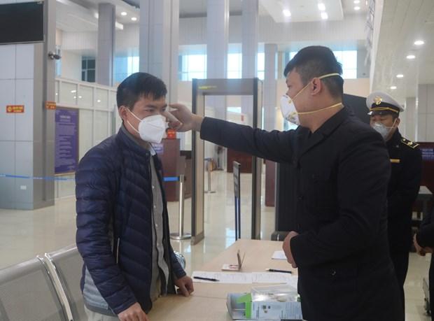 Garantiza Vietnam equipamiento medico y material para control del coronavirus hinh anh 1
