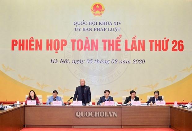 Debaten en Vietnam Ley de Manejo de Violaciones Administrativas hinh anh 1