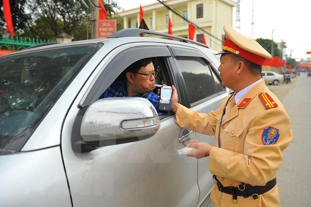 Sugiere OMS a Vietnam continuar prueba de alcohol para garantizar seguridad vial hinh anh 1