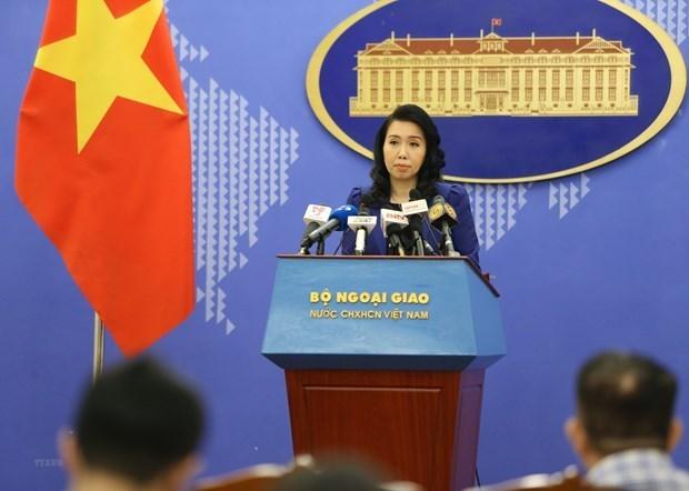 Vietnam propone activamente esfuerzos comunes contra epidemias hinh anh 1