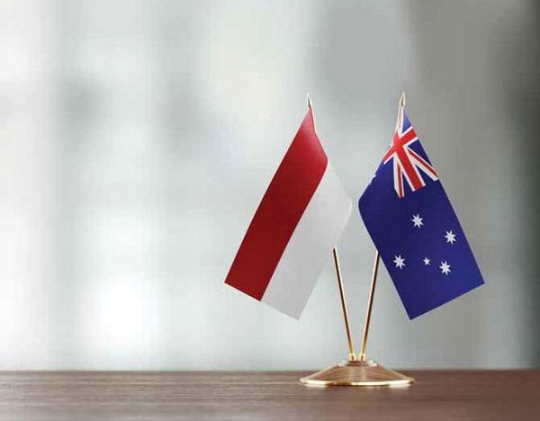 Indonesia ratifica acuerdo de asociacion economica integral con Australia hinh anh 1