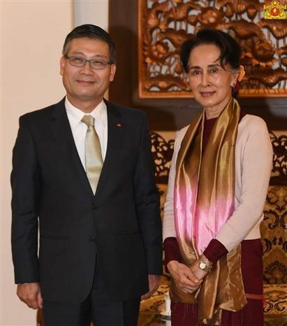 Resalta Myanmar importancia de relaciones con Vietnam hinh anh 1
