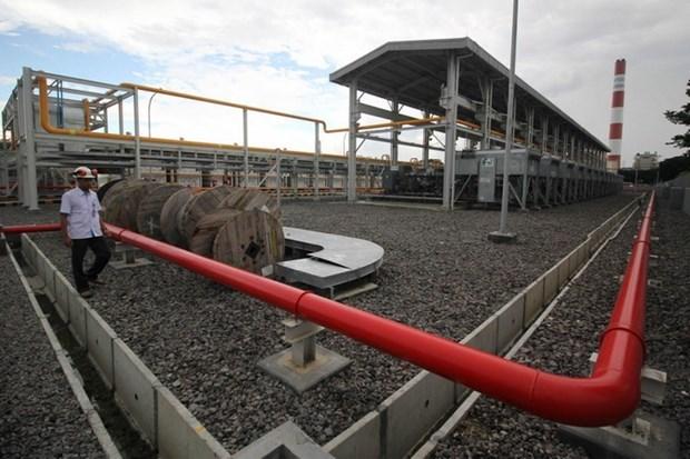 Suspendera Indonesia exportaciones de gas a Singapur en 2023 hinh anh 1