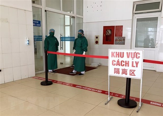 Reportan decimocuarto caso infectado con nuevo coronavirus en Vietnam hinh anh 1