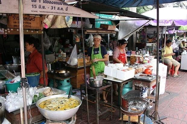 Celebrara Tailandia la parada de camiones de comida mas grande del mundo hinh anh 1